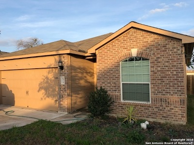 San Antonio TX Single Family Home New: $178,000