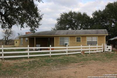 Atascosa County Farm & Ranch For Sale: 970 River Oaks Drive