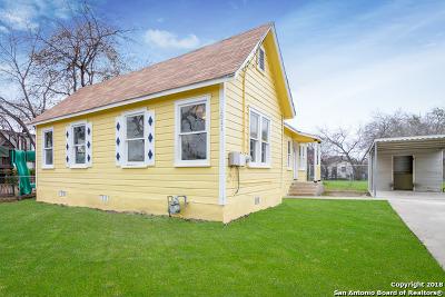 San Antonio TX Single Family Home New: $123,900