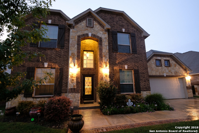 San Antonio Single Family Home New: 4915 Isaac Ryan