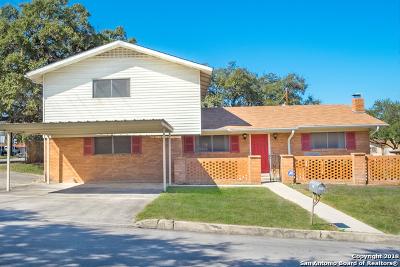 San Antonio Single Family Home New: 5931 Gabor Dr