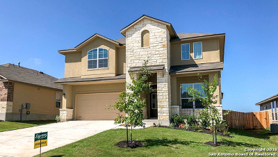 Cibolo Single Family Home New: 513 Round Reins