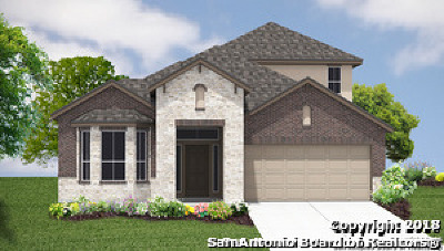 Cibolo Single Family Home New: 512 Round Reins