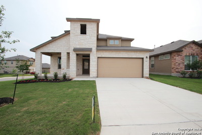 San Antonio Single Family Home New: 603 Rose Spoonbill