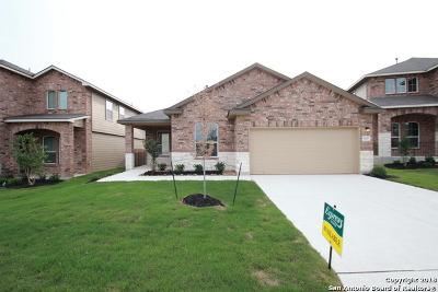 San Antonio Single Family Home New: 615 Rose Spoonbill