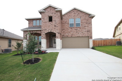 Bexar County Single Family Home For Sale: 619 Rose Spoonbill