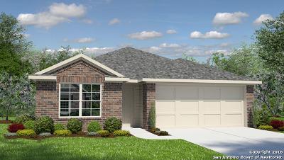 San Antonio Single Family Home New: 12107 Pearl Jubilee