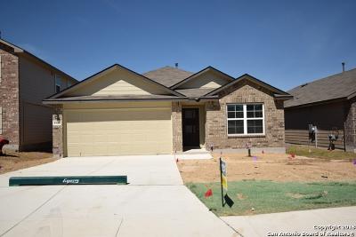 San Antonio Single Family Home New: 8915 Mustang Pass
