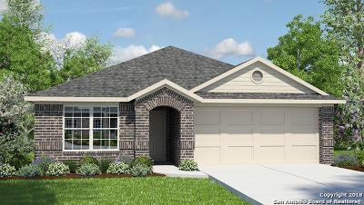 San Antonio Single Family Home New: 8919 Mustang Pass