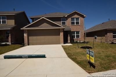 San Antonio Single Family Home New: 8927 Mustang Pass