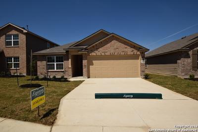 San Antonio Single Family Home New: 8931 Mustang Pass