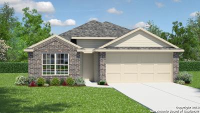 San Antonio Single Family Home New: 8935 Mustang Pass