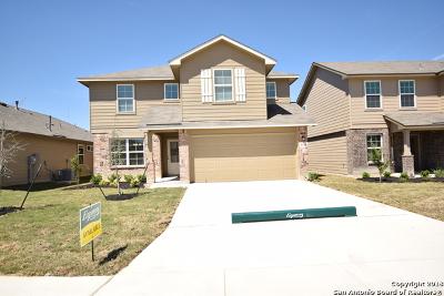 San Antonio Single Family Home New: 8939 Mustang Pass