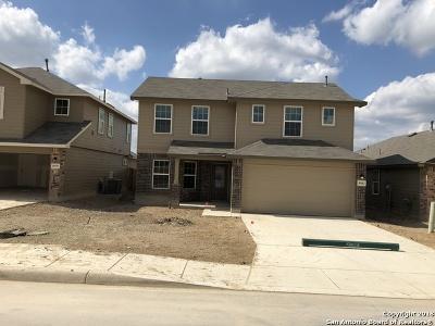 San Antonio Single Family Home New: 8943 Mustang Pass
