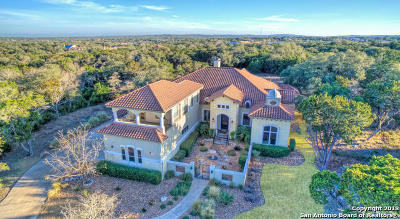 Boerne Single Family Home New: 192 Riverwood