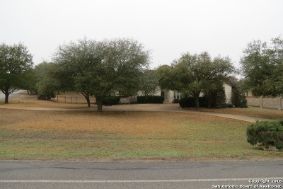 Boerne Single Family Home Active RFR: 8091 Fair Oaks Pkwy