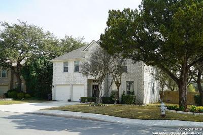 San Antonio Single Family Home New: 8618 Graceful Oak