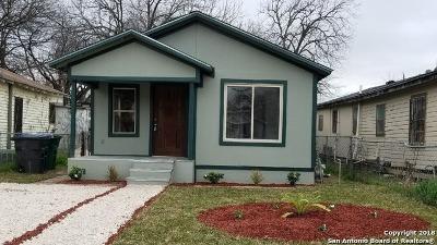 San Antonio TX Single Family Home New: $99,567
