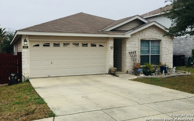 San Antonio Single Family Home New: 307 Golden Walk