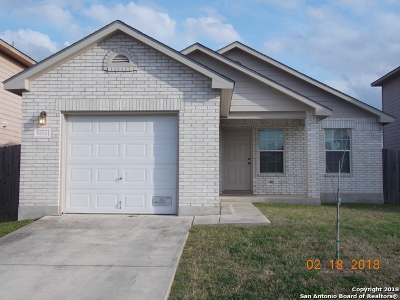 San Antonio Single Family Home New: 9624 Shorebird Ln