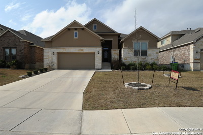 San Antonio Single Family Home New: 8923 Highland Dawn