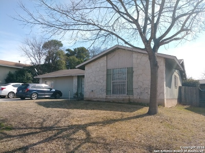 San Antonio Single Family Home New: 6550 Timberhill