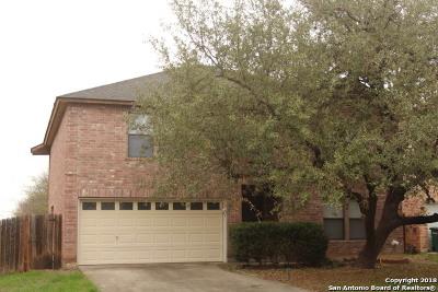 San Antonio Single Family Home New: 11318 Sequoia Wood
