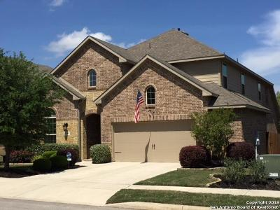 San Antonio Single Family Home For Sale: 18306 Gran Mesa