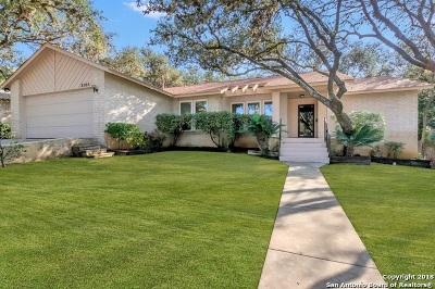 San Antonio Single Family Home New: 8766 Timber Point St