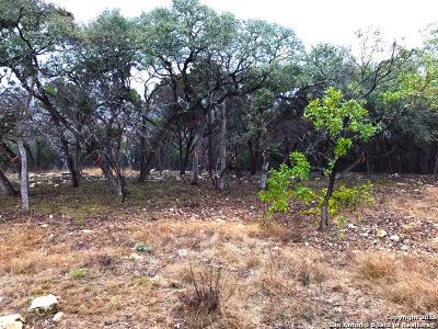 San Antonio Residential Lots & Land Back on Market: 20610 Osprey Way