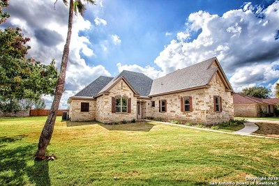 Atascosa County Single Family Home Price Change: 15208 Park Place Dr
