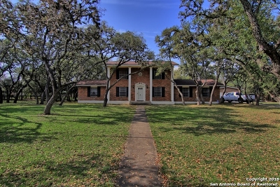 San Antonio Single Family Home New: 135 Palo Pinto St