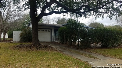 Terrell Hills Single Family Home New: 225 Seford Dr