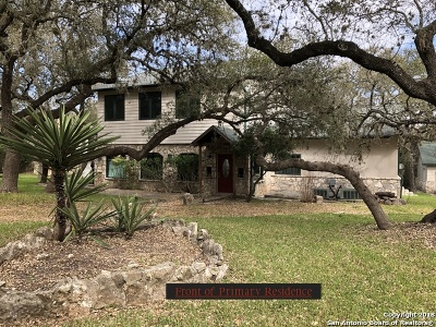 Helotes Single Family Home For Sale: 19412 Greenhill Dr