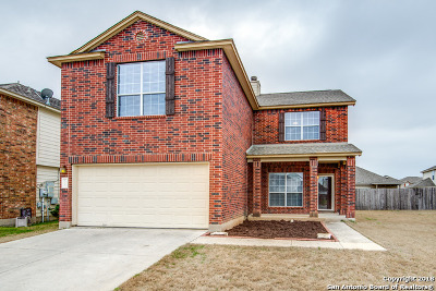 Cibolo Single Family Home New: 217 Cape Neddick