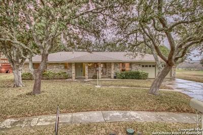 San Antonio Single Family Home New: 4002 Bentway St