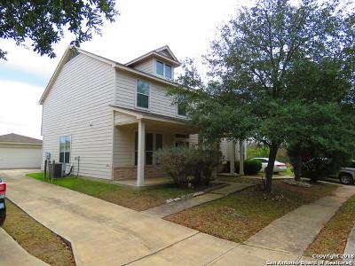Single Family Home New: 10314 Lateleaf Oak