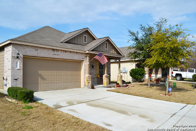 Cibolo Single Family Home New: 432 Slippery Rock