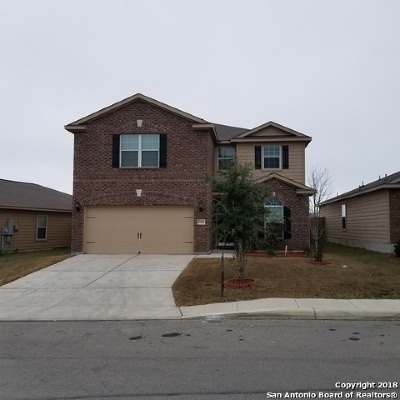 Single Family Home New: 12040 Luckey View