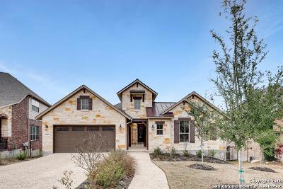 San Antonio Single Family Home New: 16915 Sonoma Ridge