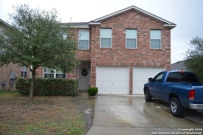 San Antonio Single Family Home New: 3710 Sumantra Cliff