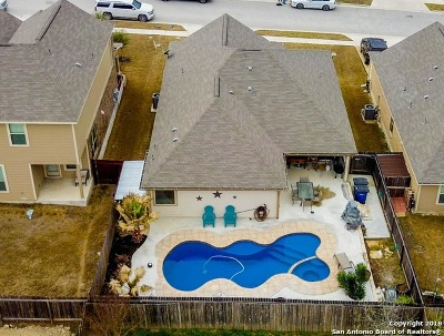 New Braunfels Single Family Home Back on Market: 256 Primrose Way