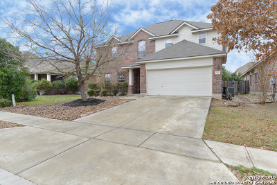 Cibolo Single Family Home New: 220 Lieck Cove