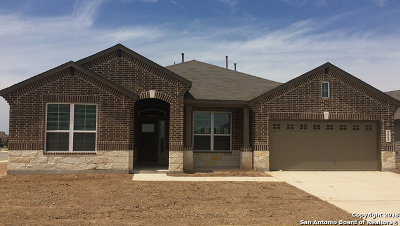 New Braunfels Single Family Home New: 3003 Shale Cv