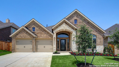 Bexar County Single Family Home For Sale: 2012 Cottonwood Way