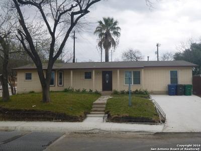 San Antonio Single Family Home New: 279 Chesswood Dr