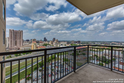 San Antonio Condo/Townhouse New: 215 Center #1803