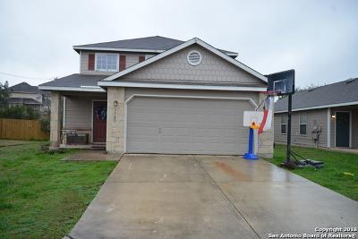 San Antonio Single Family Home New: 3542 Lantana Falls