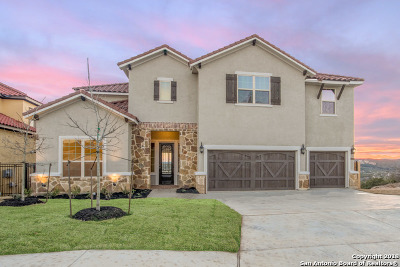 San Antonio Single Family Home New: 16135 Salto Del Agua