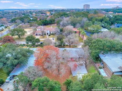 San Antonio Single Family Home New: 209 Newbury Terrace